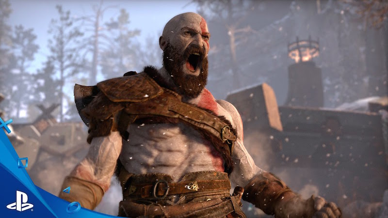 god of war sony e3 2016