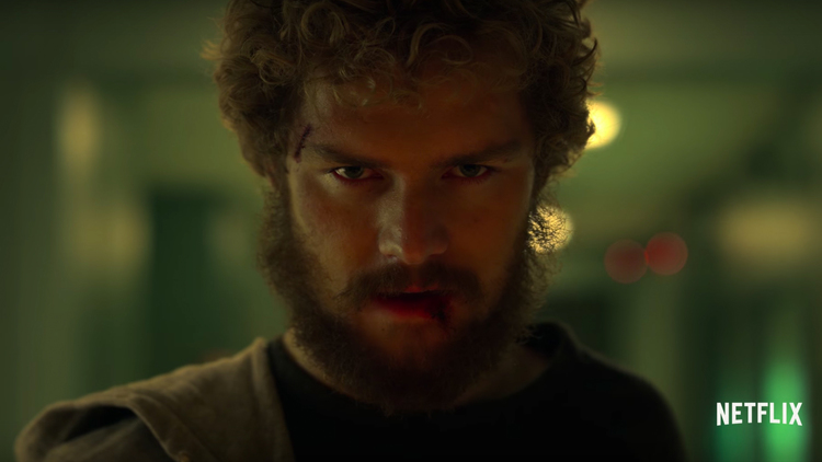 SDCC 16: Netflix's IRON FIST Gets a Teaser