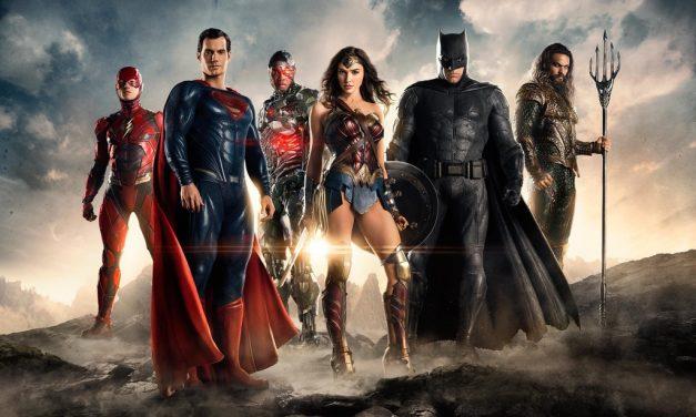 SDCC 2016: JUSTICE LEAGUE Movie Trailer Review
