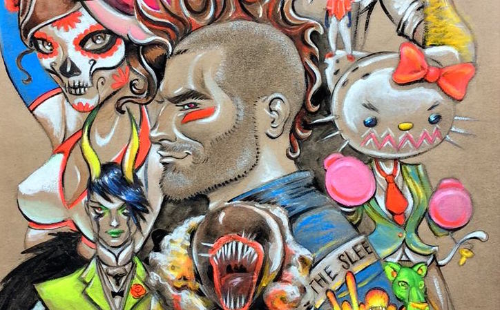 SUNSET OVERDRIVE Video Game Review