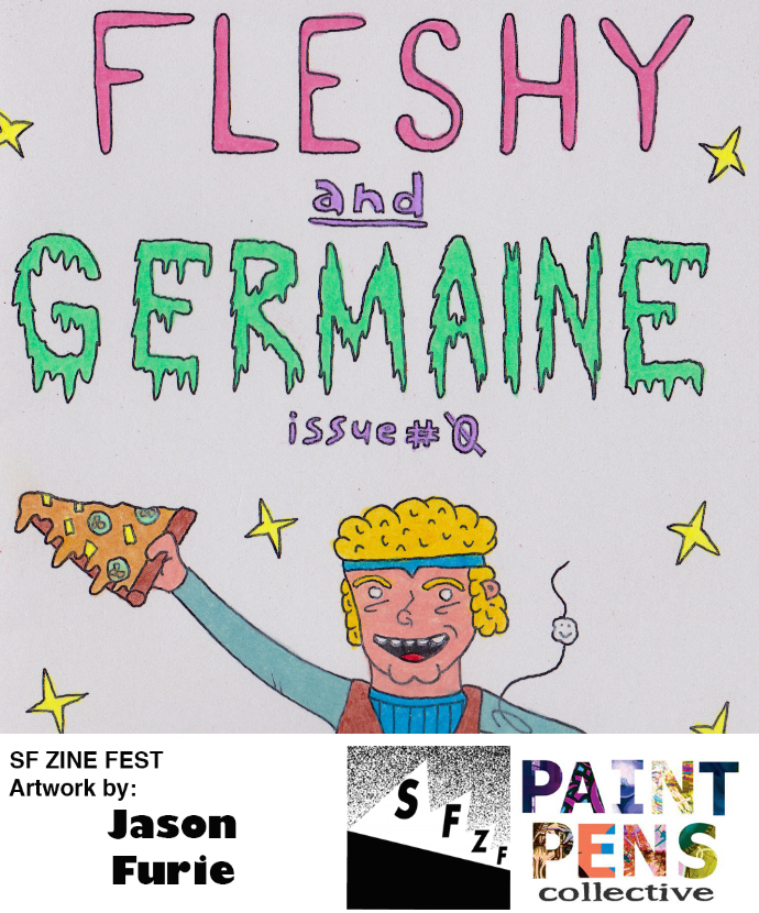 Jason Furie Paint Pens Ad