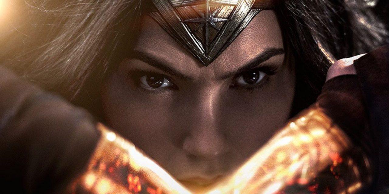 SDCC 2016: WONDER WOMAN TRAILER Review