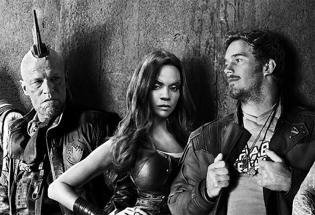 IIIIIIIII'm…Hooked on the GUARDIANS OF THE GALAXY VOL. 2 Sneak Peek!