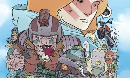 Top 5 Comic Book Picks For November 2016