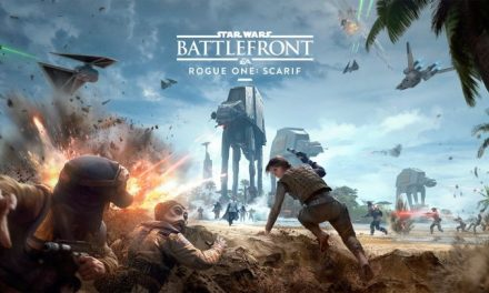 "STAR WARS BATTLEFRONT's ROGUE ONE ""Scarif"" DLC Trailer"