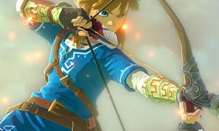 4 Glorious Minutes of THE LEGEND OF ZELDA: BREATH OF THE WILD