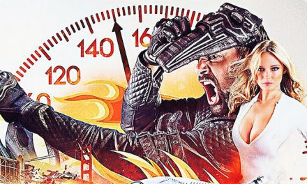 DEATH RACE 2050 Red-Band Trailer Is Pretty Nuts