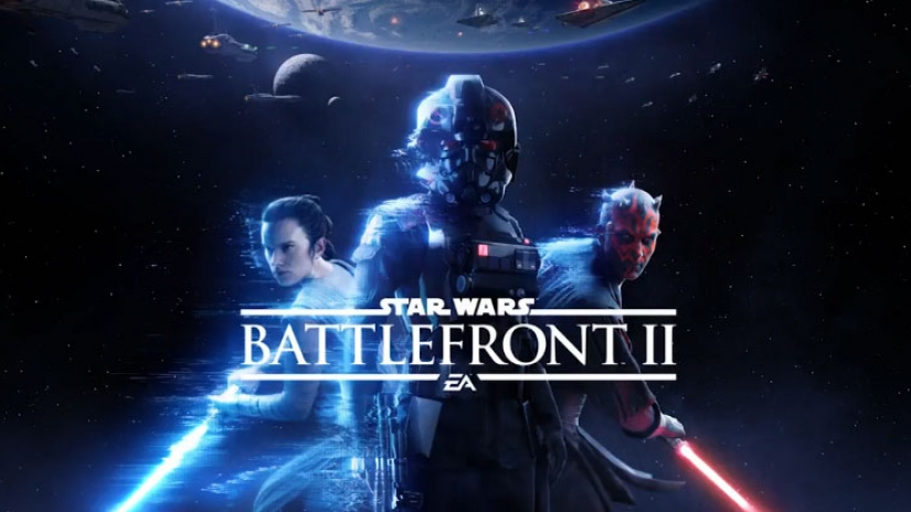 EA's STAR WARS BATTLEFRONT 2 Reveal Trailer and Release Date