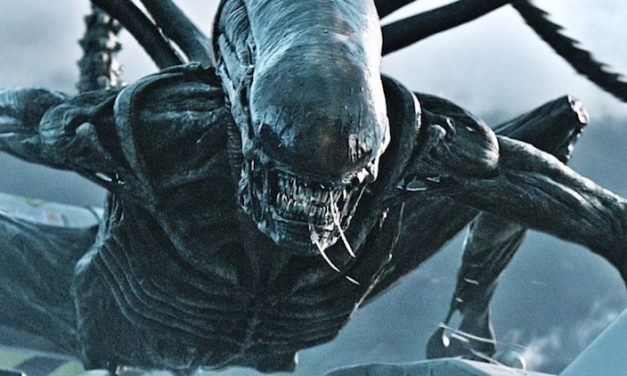 NERD Podcast Ep. 1 – ALIEN: COVENANT