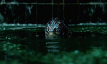 Guillermo del Toro's THE SHAPE OF WATER Movie Trailer