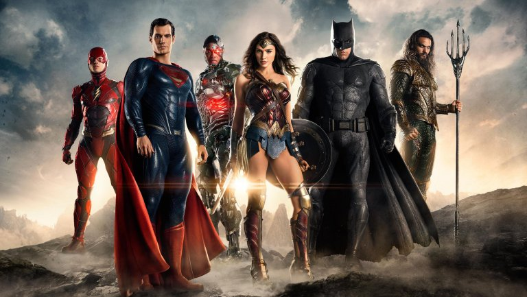 New JUSTICE LEAGUE Trailer Actually Looks Cool