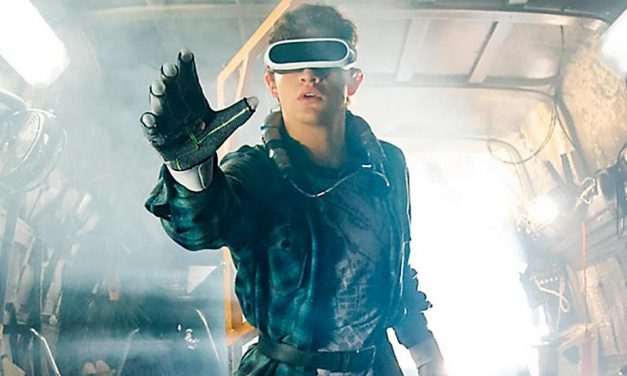 First Official Image For Spielberg's READY PLAYER ONE Looks Sweet!