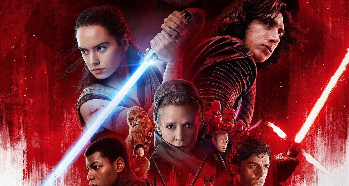 STAR WARS: THE LAST JEDI Movie Trailer