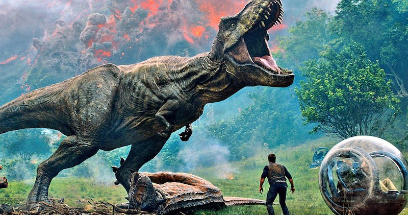 JURASSIC WORLD: FALLEN KINGDOM Movie Trailer