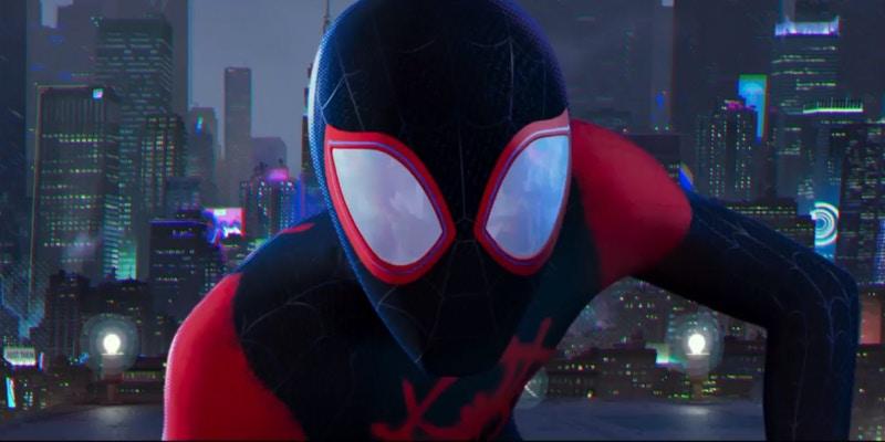 SPIDER-MAN: INTO THE SPIDER-VERSE Teaser Trailer!