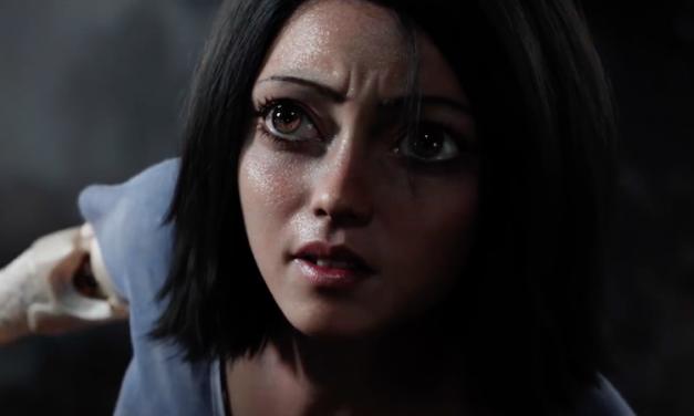 ALITA: BATTLE ANGEL (2018) Movie Trailer