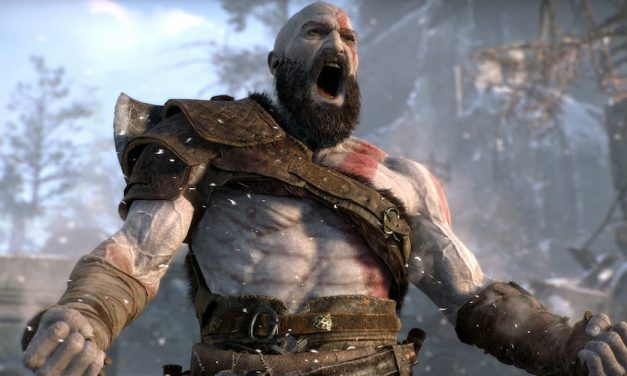 New GOD OF WAR Trailer and Release Date Announced!
