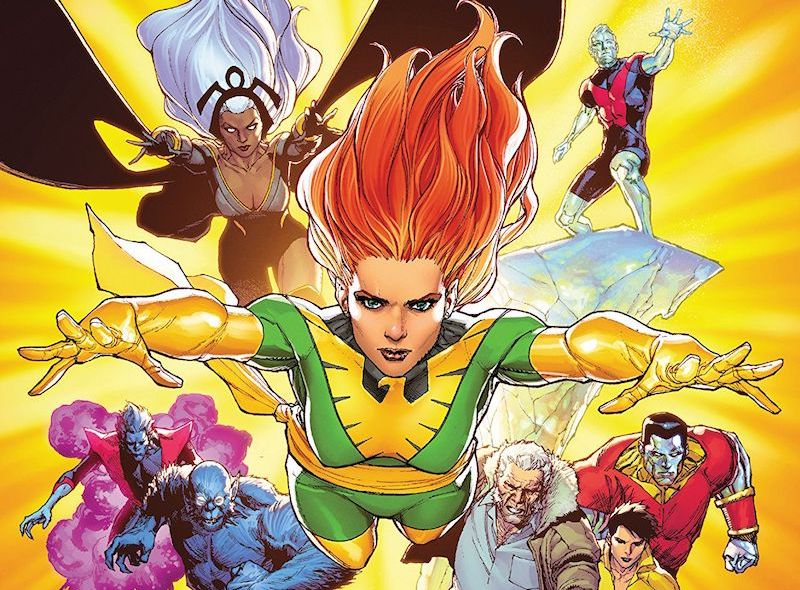 Top 5 Comic Book Picks: January 2018
