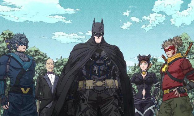 BATMAN NINJA Animated Film Trailer