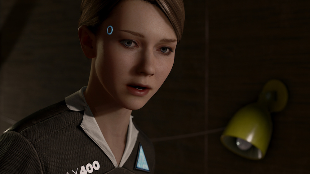 DETROIT: BECOME HUMAN on PS4 Gets a Release Date