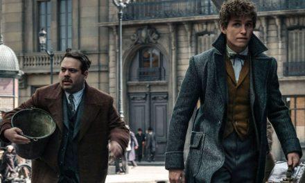 FANTASTIC BEASTS: THE CRIMES OF GRINDELWALD Movie Trailer