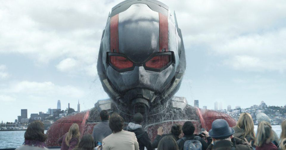 New ANT-MAN AND THE WASP Movie Trailer
