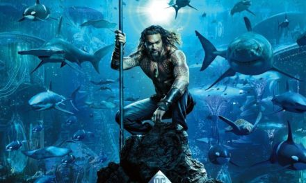 Unpopular Opinion: AQUAMAN Movie Trailer Looks Cool