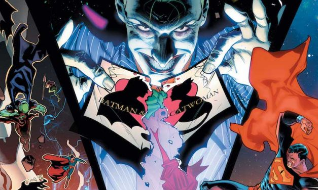 Comic Book Must-Read: DC NATION #0