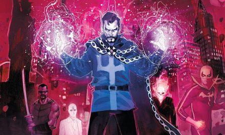 Comic Book Must-Read: DOCTOR STRANGE DAMNATION #1-4