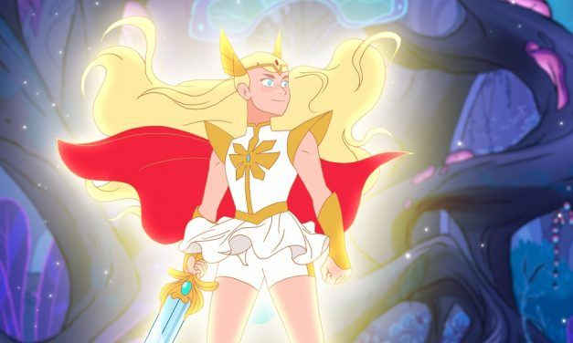 SHE-RA AND THE PRINCESSES OF POWER Teaser Trailer