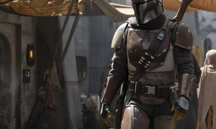 STAR WARS: THE MANDALORIAN Reveals First Photo!