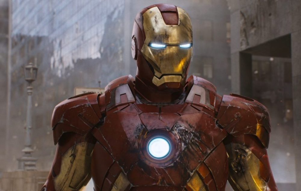 IRON MAN – Popcorn and Soda Podcast S1E1