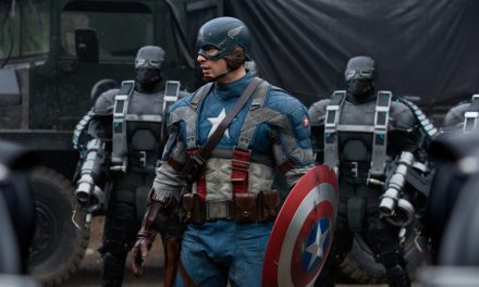 CAPTAIN AMERICA: THE FIRST AVENGER – Popcorn and Soda Podcast S1E5